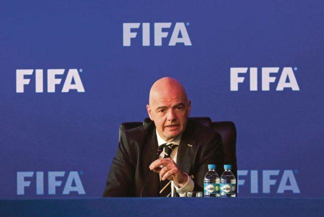 FIFA, NFF