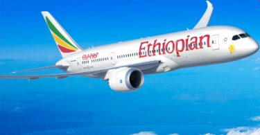 Keny-bound Ethiopian Airlines crashes