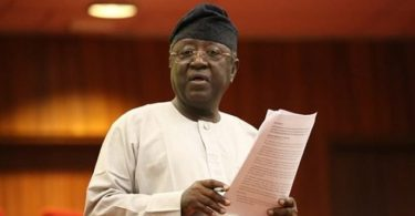 2019: Despite N6.3bn alleged fraud, Sen Jang joins race to oust Buhari