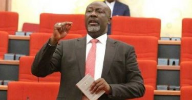 The Senate has asked its ad-hoc committee chaired by the Senate Leader, Ahmed Lawan, to look into Senator Dino Melaye's report against the Inspector General of the Police (IGP), Ibrahim Idris.