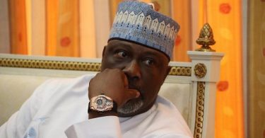 Again, Melaye cries out against the police