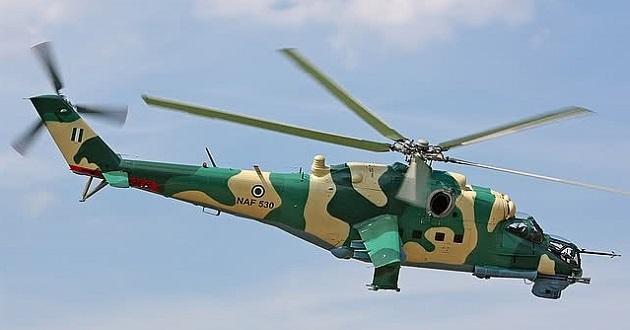 Military carries out air raids against bandits in Zamfara
