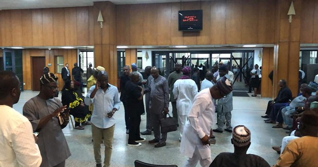 2019 ELECTION BUDGET: NASS joint committee sets date to reconvene
