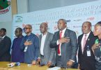 Ambode represented at NIgeria Open Press Conference 1