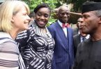 THERESA MAY VISIT: UK to create 100,000 jobs in Nigeria with £70m investment