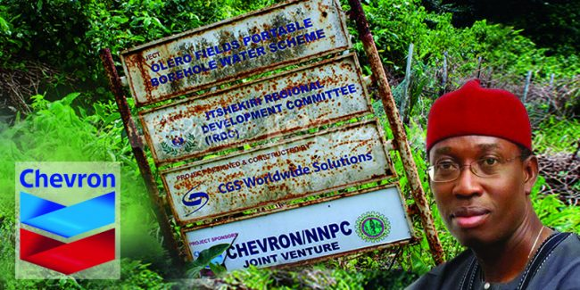 INVESTIGATION… How N7.2 billion earmarked by Chevron for Itsekiriland development went down the drain