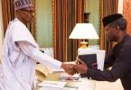 No Vacancy! Presidency confirms Osinbajo will be Buhari's running mate in 2019