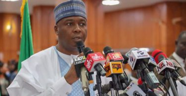 Dogara and I ready to step down if... —Saraki