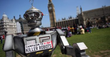 Ban killer robots now before it is too late, Amnesty Int'l tells UN