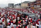 PRESIDENCY RACE: Kwankwaso grounds Abuja, says 'all is not well'