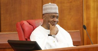Saraki and co orchestrated NASS invasion by DSS, group alleges
