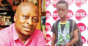 Tragic! Shopping complex fire claims life of Lagos journalist, 12-yr-old son