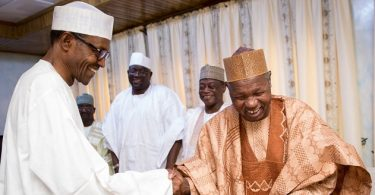 Katsina will give Buhari 'not less than 2.5 million votes' in 2019— Gov Masari