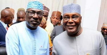 Veiled dig at Atiku? Northerners promoting restructuring insincere-- Makarfi