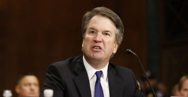 Trump's Supreme Court nominee denies sex misconduct allegations in anger, tears