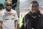 Davido replies sports analysts who accused him of posing in NYSC uniform without going to school