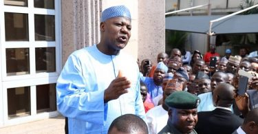 2019: Dogara receives PDP form, says he doesn't need APC to win re-election