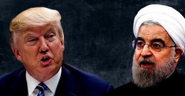 "Trump, Iranian President trade words over US ""economic terrorism"""