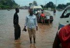 Osinbajo In Kogi as floods claim 108 lives, displace 141,369 others