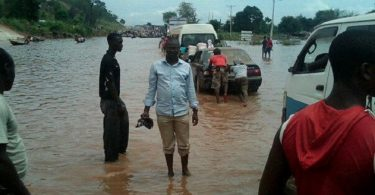 FLOODING: NEMA declares 'national disaster' in 4 states