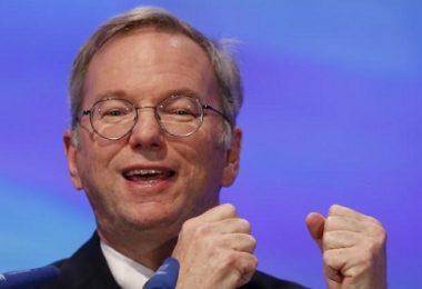 Ex-Google CEO Schmidt predicts internet will split in 2 by 2028