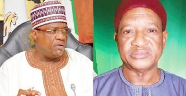 YOBE EAST: Serving Senator Ibrahim steps down for outgoing Governor Gaidam