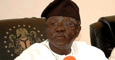 Don't trust Buhari with your security, Sen Jang tells Plateau youths