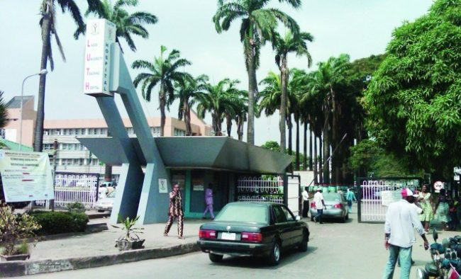 FALLING HEALTHCARE: 'LUTH is in crisis'--SERAP