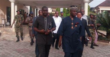 Don't call me your leader, you're deceitful, Amaechi scolds Abe