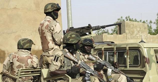 Soldiers neutralize Boko Haram terrorists on Maiduguri-Bama road