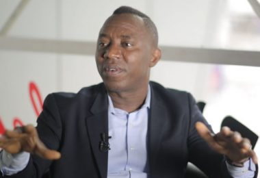 If I become president I'll fire every damn general in the Army –Sowore