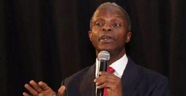 MSMEs vital for Nigeria's growth —Osinbajo