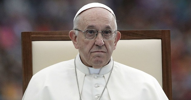Pope urges predator priests to turn themselves in