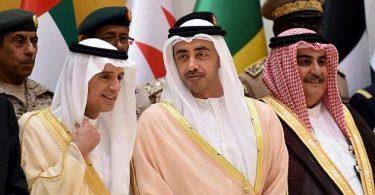 Saudi, UAE, Israel call for regime change in Iran