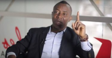 SOWORE: If senators' N13.5m hasn't caused inflation, why will N100,000 to a worker do so?