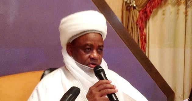 Sultan says money politics is responsible for corruption in Nigeria