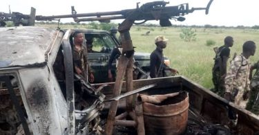 Scores of Boko Haram insurgents killed in shootout with Nigerian army