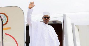 Buhari off to New York