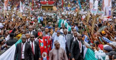 Osun doesn't need a dancing governor-- Oshiomhole