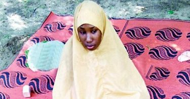 Report I sued FG not true – Leah Sharibu's Mother