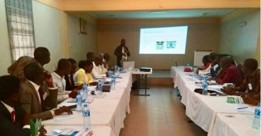 Online Journalists, bloggers build capacity on professionalism, conflict sensitive reportage