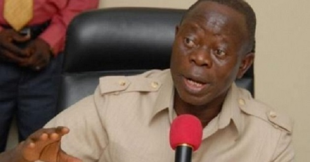 APC Governors' Forum DG accuses Oshiomhole of destroying the party