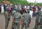 APC secretariat, angry youth invasion of APC secretariat, FCT senatorial primary