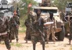 Boko Haram seize military base, dislodged after four hour occupation