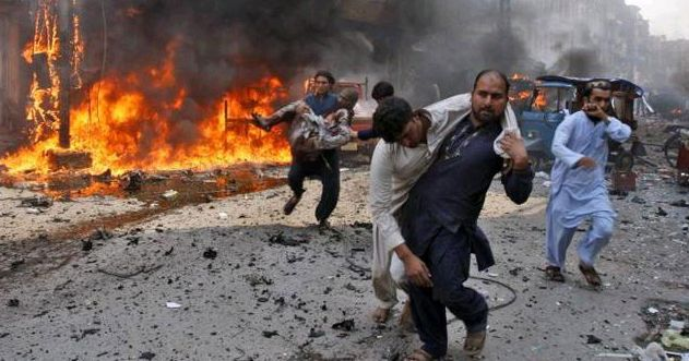 Bomb blast kills five at wedding party in Afghanistan