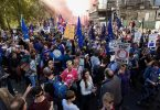 UK: Thousands march in strong demand for final say on Brexit