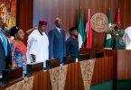 Nigerian govt proposes N8.73trn for 2019 budget