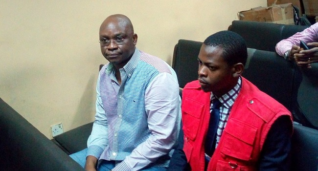 Court grants Fayose permission to travel abroad, as EFCC rearraigns him