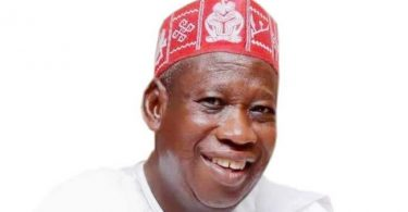 GANDUJE BOASTS: Despite the 'fiction' of my blackmailers, my blood pressure is still normal