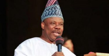 OGUN APC CRISIS: Gov Amosun fingers Tinubu, Osoba, say they conspired with Oshiomhole